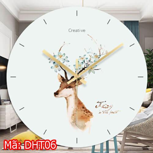 đồng hồ tròn