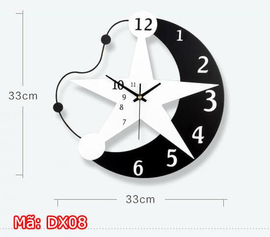 bán đồng hồ treo tường đẹp