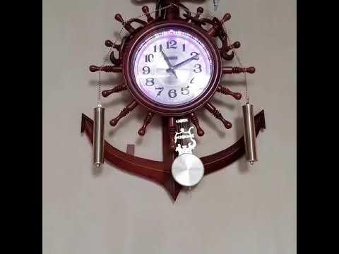 đồng hồ quả lắc mỏ neo